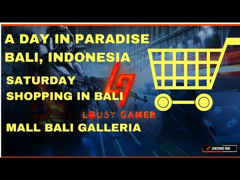 A day in the paradise: Shopping in Bali :)