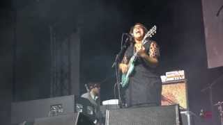 "Alabama Shakes perform ""Makin"