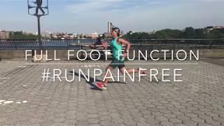 Running for Beginners: Heel Strike Running and running form