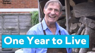 Mesothelioma | One Year to Live - John's Story
