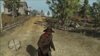 Red Dead Redemption (PS3) - Online Free Roam  - A luta para conseguir jogar online sem bugs.
