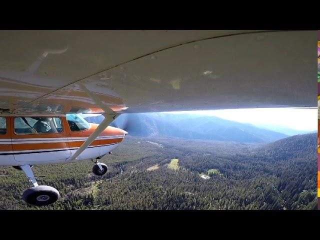 Sulphur Creek Ranch (ID74) Take Off