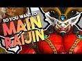 So You Want To Main Raijin | Builds | Counters | Combos & More! (Raijin SMITE Guide)