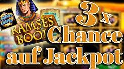 Drei Chancen auf den JACKPOT! 🔥 | Online Casino Slots | Deutsch