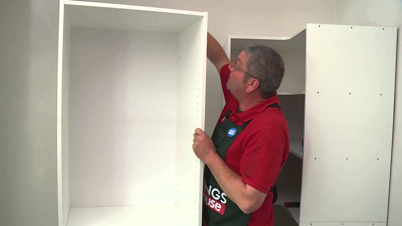 How to build a walk in wardrobe diy at bunnings youtube solutioingenieria Gallery
