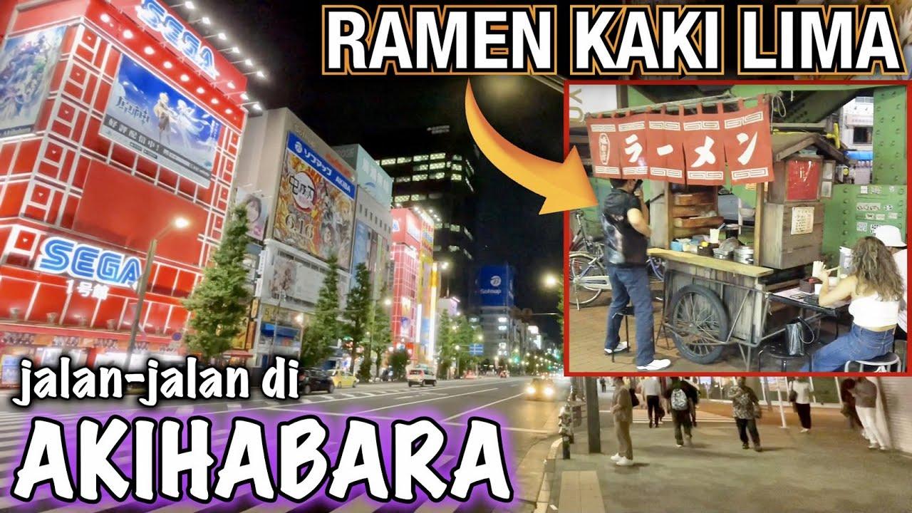 Ramen Kaki Lima & Akihabara