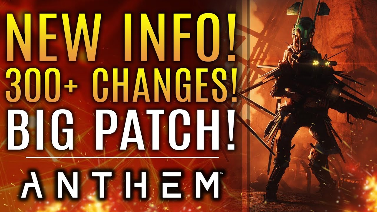 anthem patch notes march 19