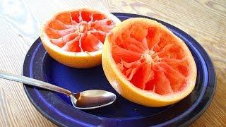 Грейпфрут - польза и вред.  Грейпфрутовая диета