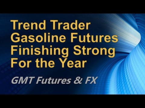Trend Trader Gasoline Futures   Finishing Strong For the Year