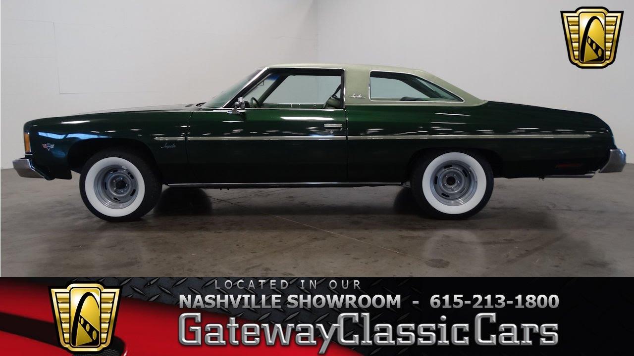 480nsh 1975 Chevrolet Impala