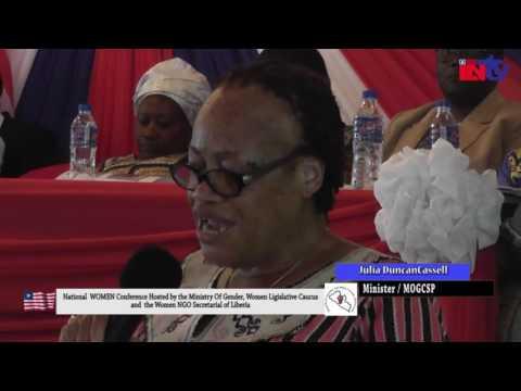 National Women Conference, Monrovia Liberia