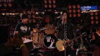 Green Day & U2 - The Saints Are Coming Live @ New Orleans HD