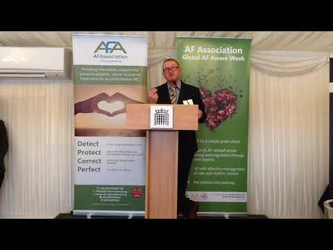Professor Jamie Waterall - PHE Speech