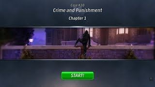 Criminal Case: Travel in Time Case #10 - Crime and Punishment   Chapter 1