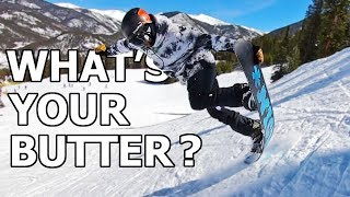 Snowboard Game What's Your Butter? TJ vs Jason