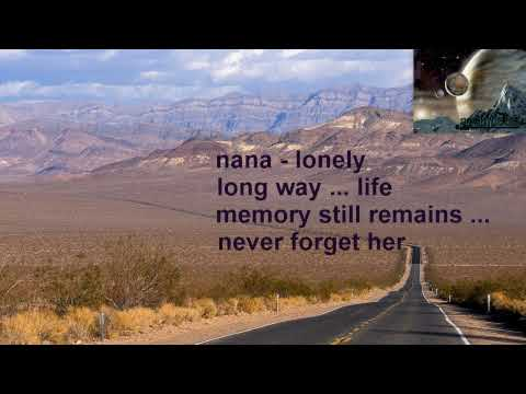 nana  lonely