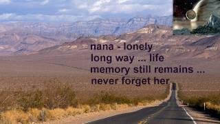 nana - lonely