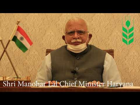 Cm Message on Mera Paani Meri Virasat