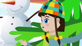 Новогодняя песенка - Зебра в клеточку - Песенки для детей