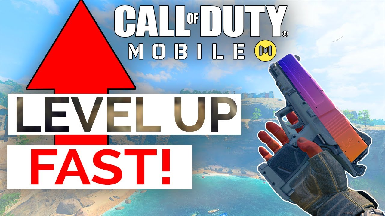 5 ADVANCED TIPS TO LEVEL UP FAST | CALL OF DUTY MOBILE -