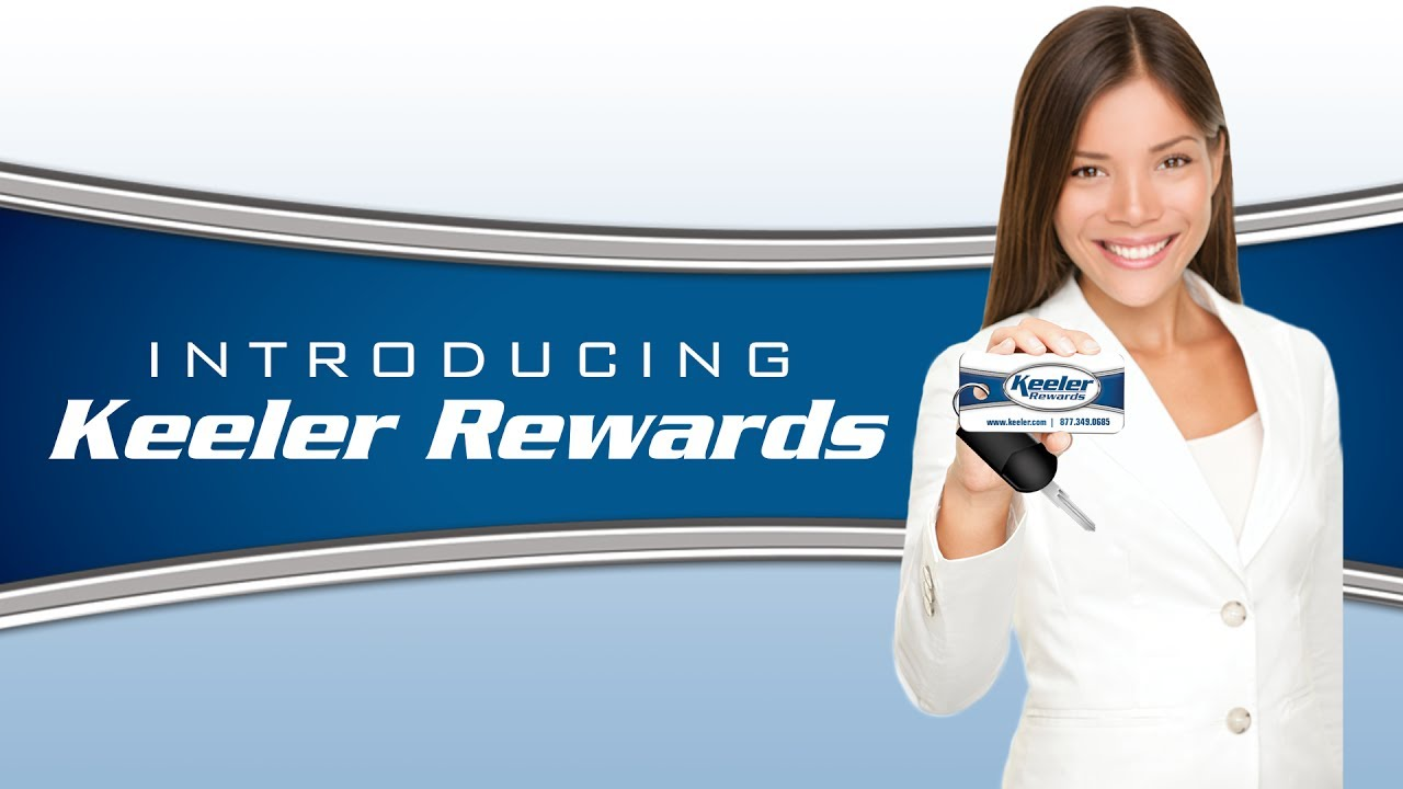 Keeler rewards program overview youtube for Keeler motor car company