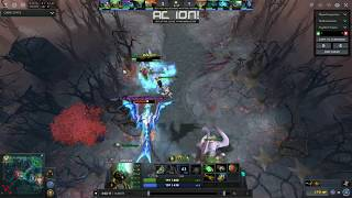 Dota 2 how not to gank Undying