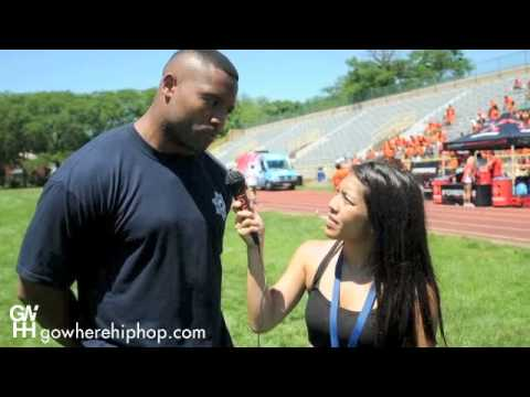 Lance Briggs of the Chicago Bears Interview w/ Gowhere Hip Hop