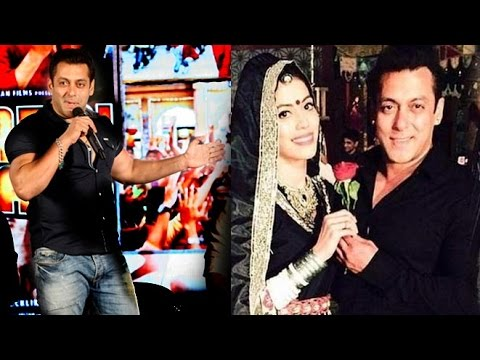 Thumbnail: Salman Khan Finally REVEALS The Girl That He Wants To Marry !
