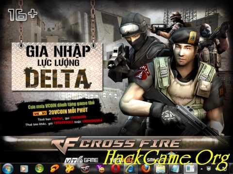 Hack Vcoin & GP CrossFire VTC 2010 HackGame.Org