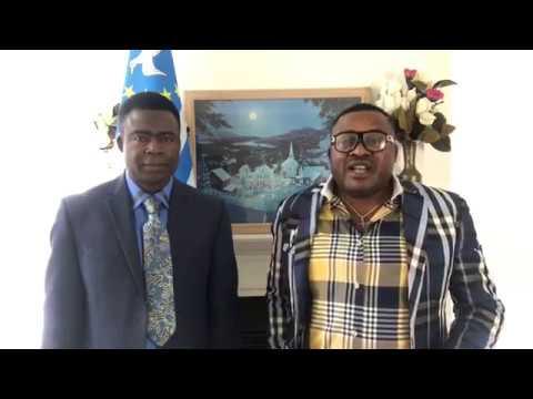 State House Press Briefing with Press Secretary Dr. Nick Santos and AP Dr. Samuel Ikome Sako