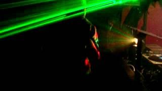 dj dannyb mc rivers at born free rave