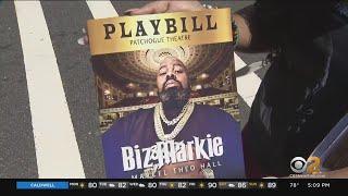 Funeral For Legendary Rapper Biz Markie Held On Long Island