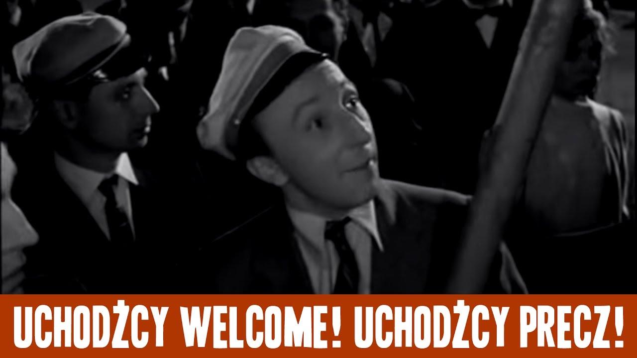 Komunikat Ministerstwa Prawdy nr 624: Uchodźcy znów welcome!