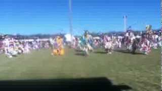 Richard Rock Grass Dance Special @ Rocky Boy 2012 Song 2