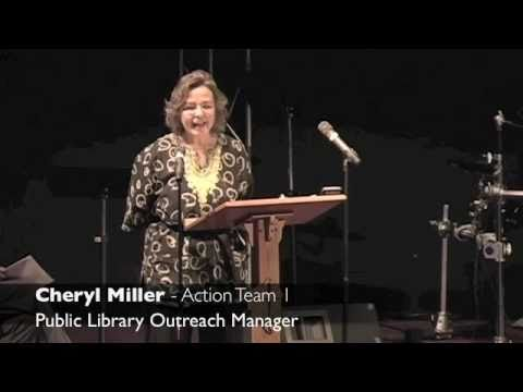 Cheryl Miller - Action Team 1 - Shelby County Aspiration Meeting - 2011