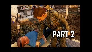 STATE OF DECAY 2 Gameplay Walkthrough Part 2 - CURE (4K XBOX One X)