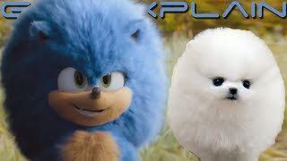 "Meet Fluffy Sonic! NEW Sonic Movie Ads Out Now + Song ""Speed Me Up"" Later Today!"