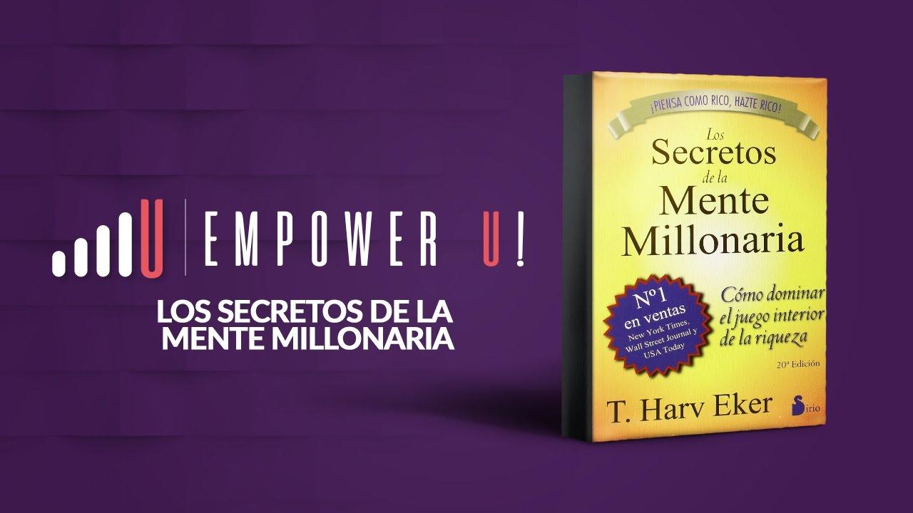 Los secretos de la mente millonaria audio libro completo latino descargar en mega gratis