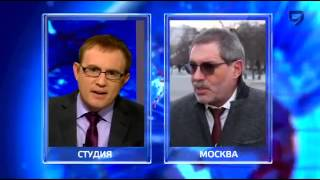израильский журналист берет интервью у Михаила Леонтьева  У мировых СМИ шок от бреда Михаила