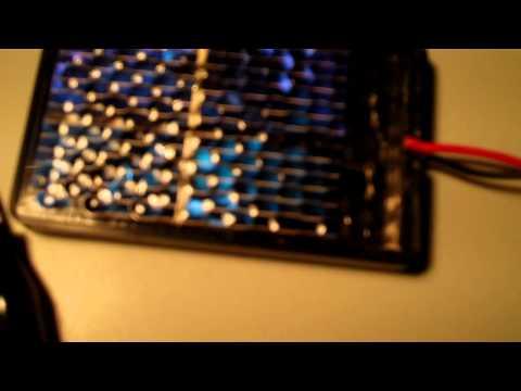 Solar Energy Experiment