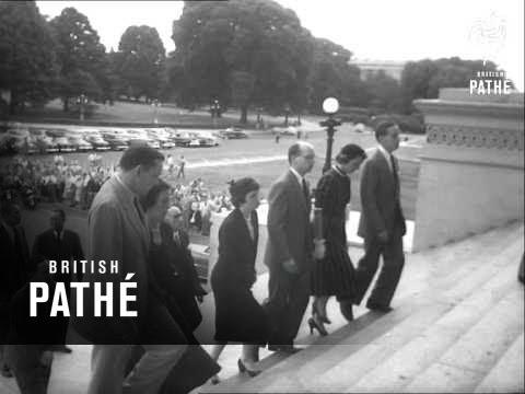 Tribute To Senator Robert Taft   (1953)