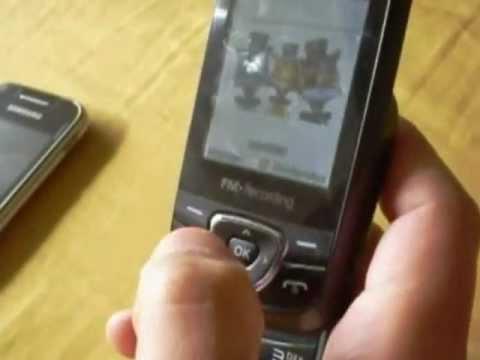 Transferencia de archivos de un celular a otro por Bluetooth