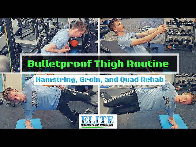Best Exercises to Prevent Lower Body Injuries | Chesterfield Chiropractor