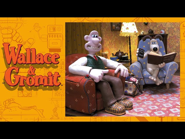 Wallace and Gromit: Tellyscope (Irregular Verbs)