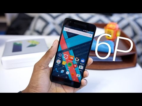 Nexus 6P Review (MKBHD)