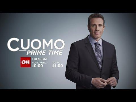 "CNN International: ""Cuomo Prime Time"" promo"