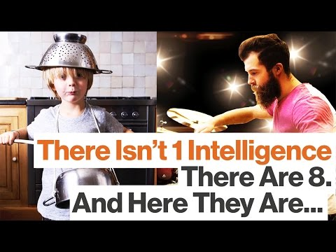 Video image: 8 Intelligences: Are You a Jack of All Trades or a Master of One?
