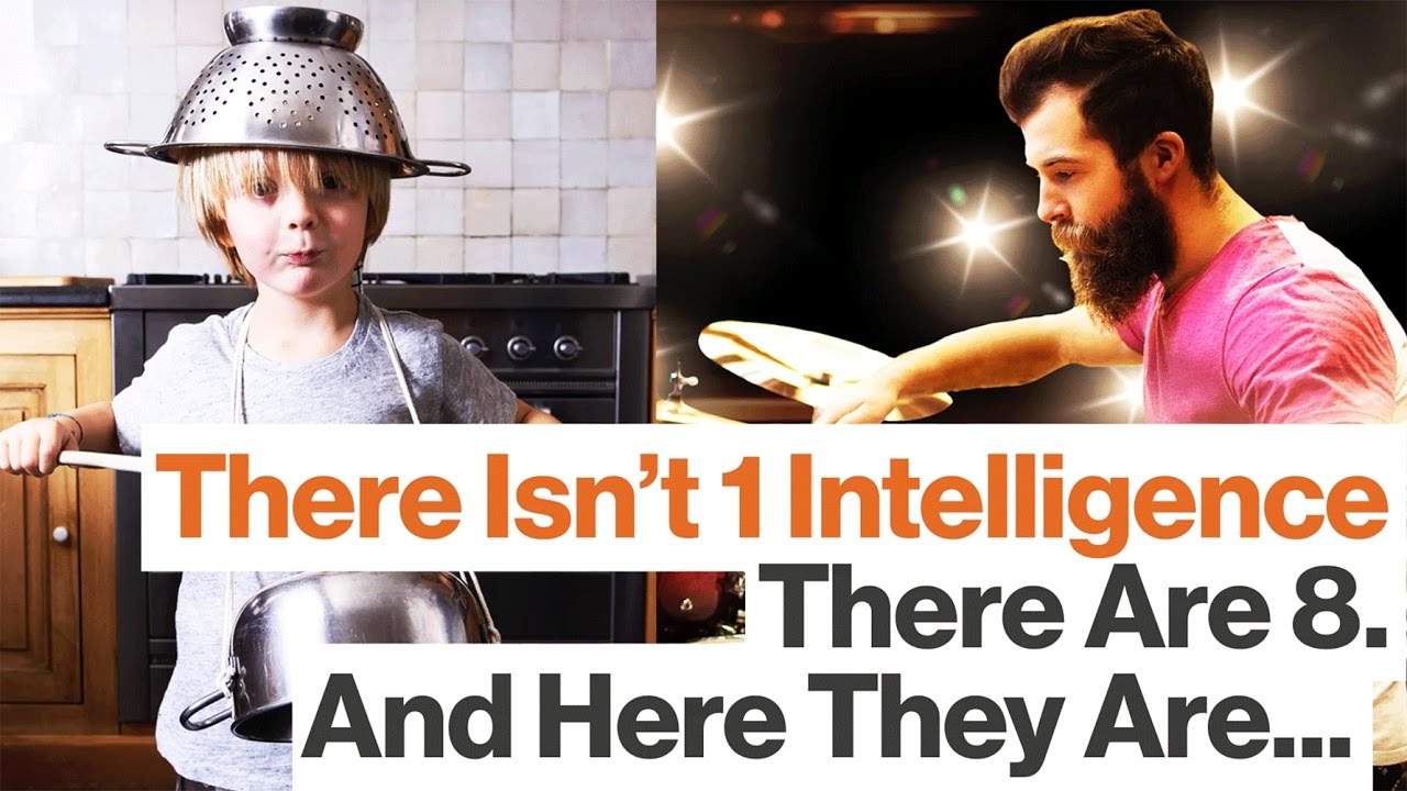 8 Intelligences: Are You a Jack of All Trades or a Master of One? | Best of  '16