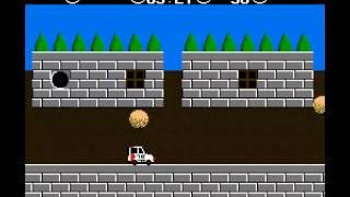 NES Longplay [446] Paris-Dakar Rally Special!