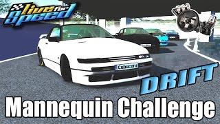 Drift Mannequin Challenge Live For Speed